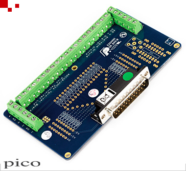 PP310 | ADC-20 / ADC-24 Terminal board PR066