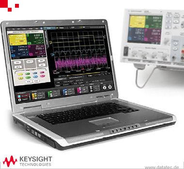14585A | Control and Analyse Software N6705B/C/-056 APS Netzgeräte der Serie N7900
