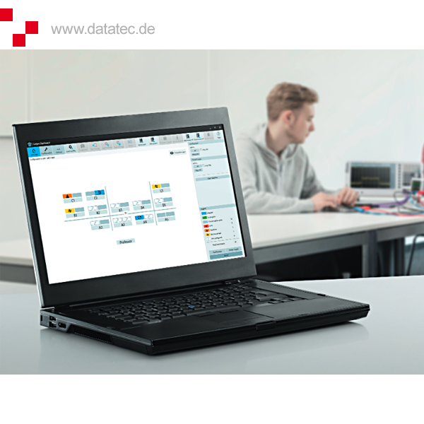CDS-FL | Campus Dashboard Software (Floating Lizenz und Dongel) (1337.9817P03)