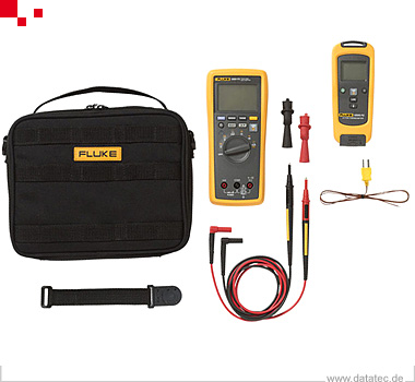 FLK-T3000FC/KIT | Wireless Temperaturmodul Typ K Fluke t3000 FC Wireless Temperatur-Kit, Fluke Conne