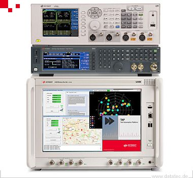 E6950A | eCall / ERA-GLONASS Conformance Test Solution