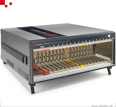 M9019A | 18-Slot PXIe-Chassis, PCIe Gen 3, 24 GB/s