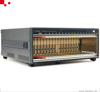 M9018B   18-Slot PXIe-Chassis, PCIe Gen 2, 8 GB/s