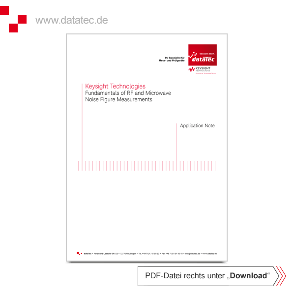 Application Note 5952-8255EN | Fundamentals of RF and Microwave