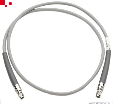 N2812B | High-performance input cable, 2.92mm connectors, 1m length,