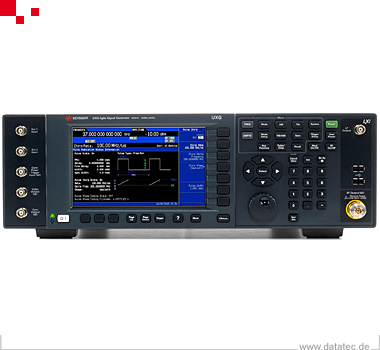 N5191A | UXG X-Series Agile Signal Generator, 10 MHz bis 20 oder 40 GHz, Modified Version